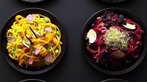 Zoodles: verduras que parecen pasta