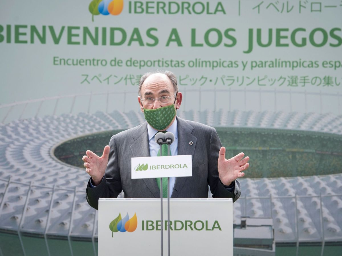 Foto: El presidente de Iberdrola, Ignacio Sánchez Galán. (EFE)
