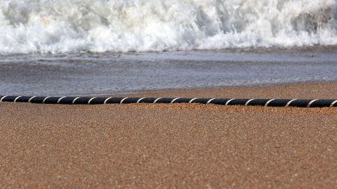Cables submarinos de fibra óptica para detectar terremotos: barato y fiable