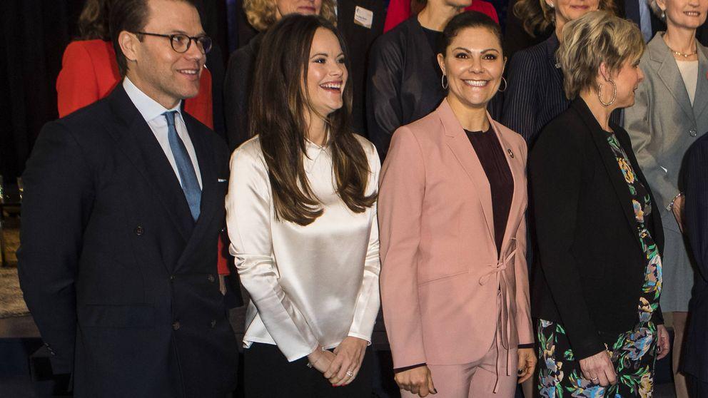 Victoria, Sofía y los zapatos verdes: la tendencia que arrasa en la corte sueca