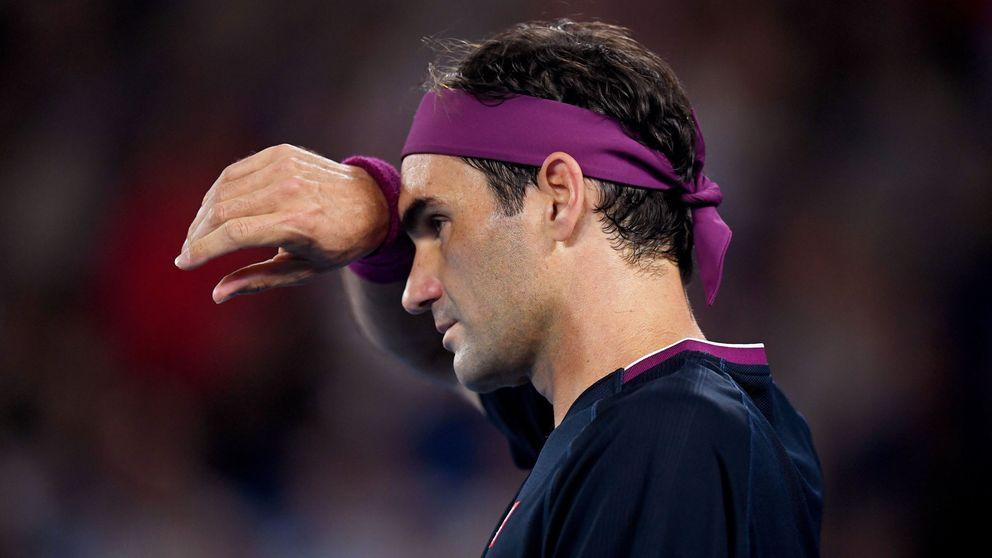 La inoportuna lesión de Roger Federer y la puerta que se le abre a Rafa Nadal