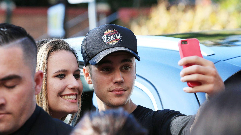 El cantante Justin Bieber, en una imagen de archivo. (Gtres)