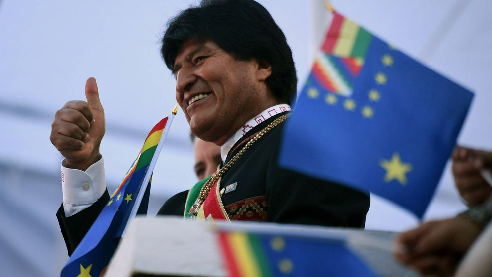La franja de tierra que no deja dormir a Evo Morales
