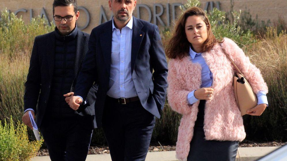 Foto: El exconseller de Empresa de la Generalitat Santi Vila. (EFE)