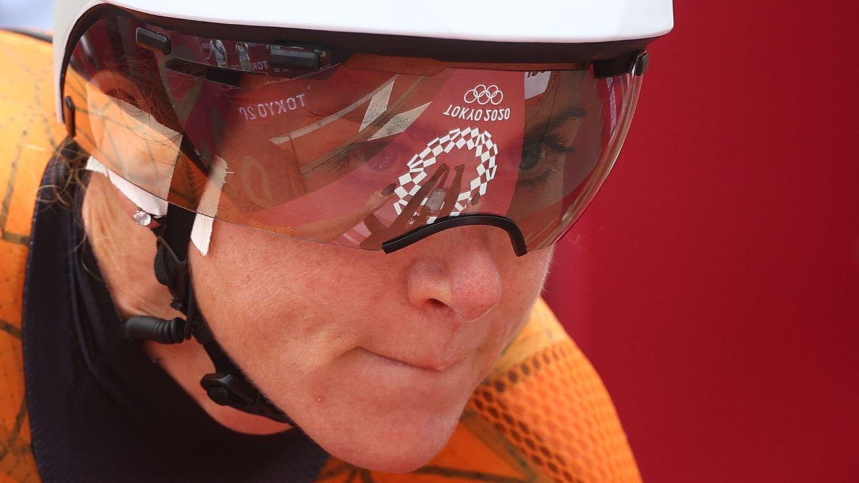 La neerlandesa Annemiek van Vleuten. (Reuters)