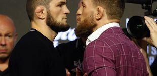 Post de McGregor - Khabib: la rueda de prensa más caliente del histórico combate de UFC