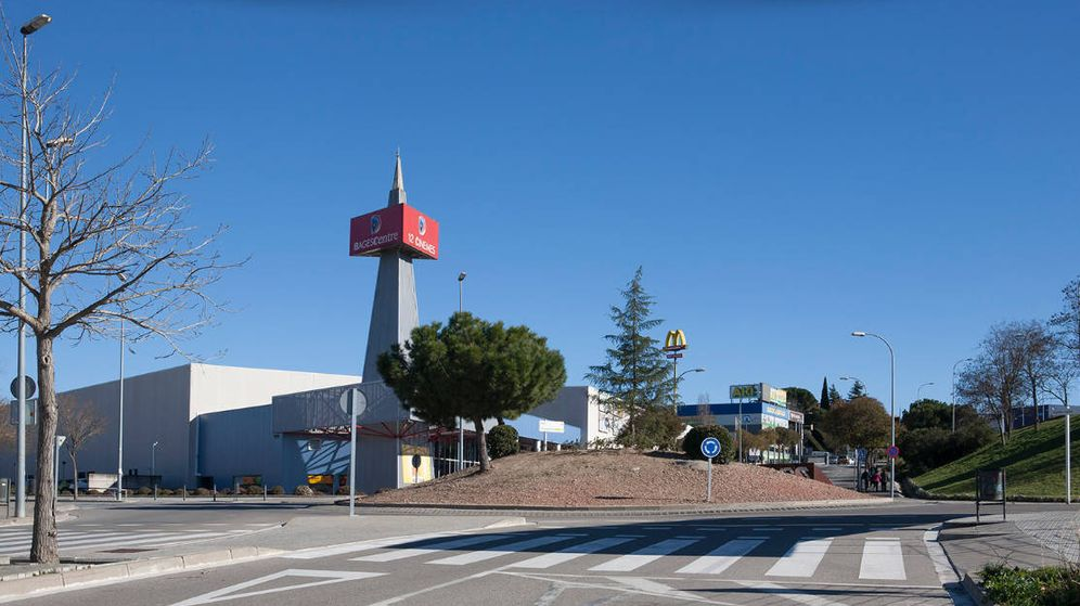 Foto: El centro comercial al que acudieron los padres para hacer la compra (Foto: elstrullolsparc.cat)