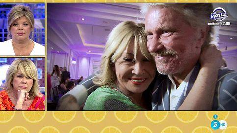 La rendición de Mila: abrazos a Edmundo y selfies con Carmen Borrego