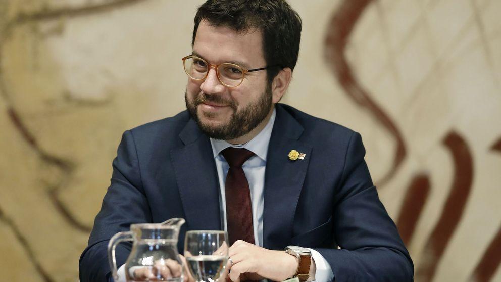 Aragonès insta a Sánchez a llevar a la mesa una propuesta para Cataluña