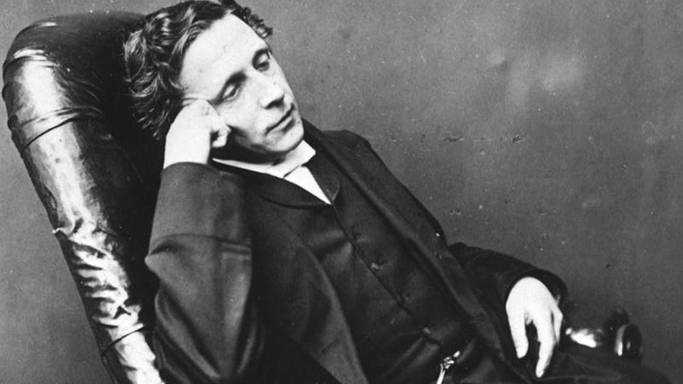 Foto: Autorretrato de Charles Dodgson, verdadero nombre de Lewis Carroll, el matemático conocido por haber escrito 'Alicia en el país de las maravillas'