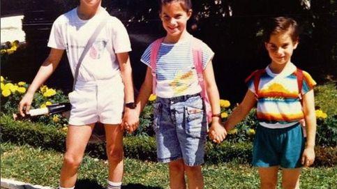 Instagram - Aitor Ocio recuerda su infancia para felicitar a su hermana