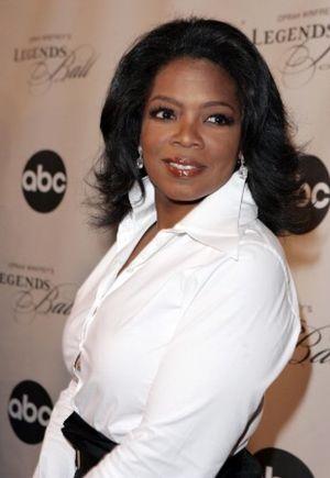 Oprah Winfrey, la famosa más poderosa de la lista de Forbes