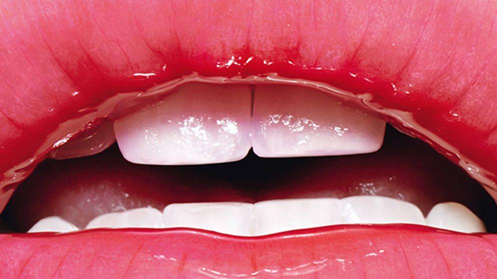Labios glitter: tres pasos para lograr una boca glamurosa y sexy
