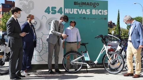 BiciMad Go, ya puedes subirte la bici eléctrica a tu casa
