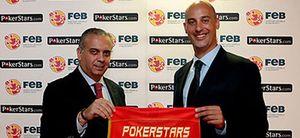 La FEB rompe su compromiso con el patrocinador 'PokerStars' por toda la polémica causada