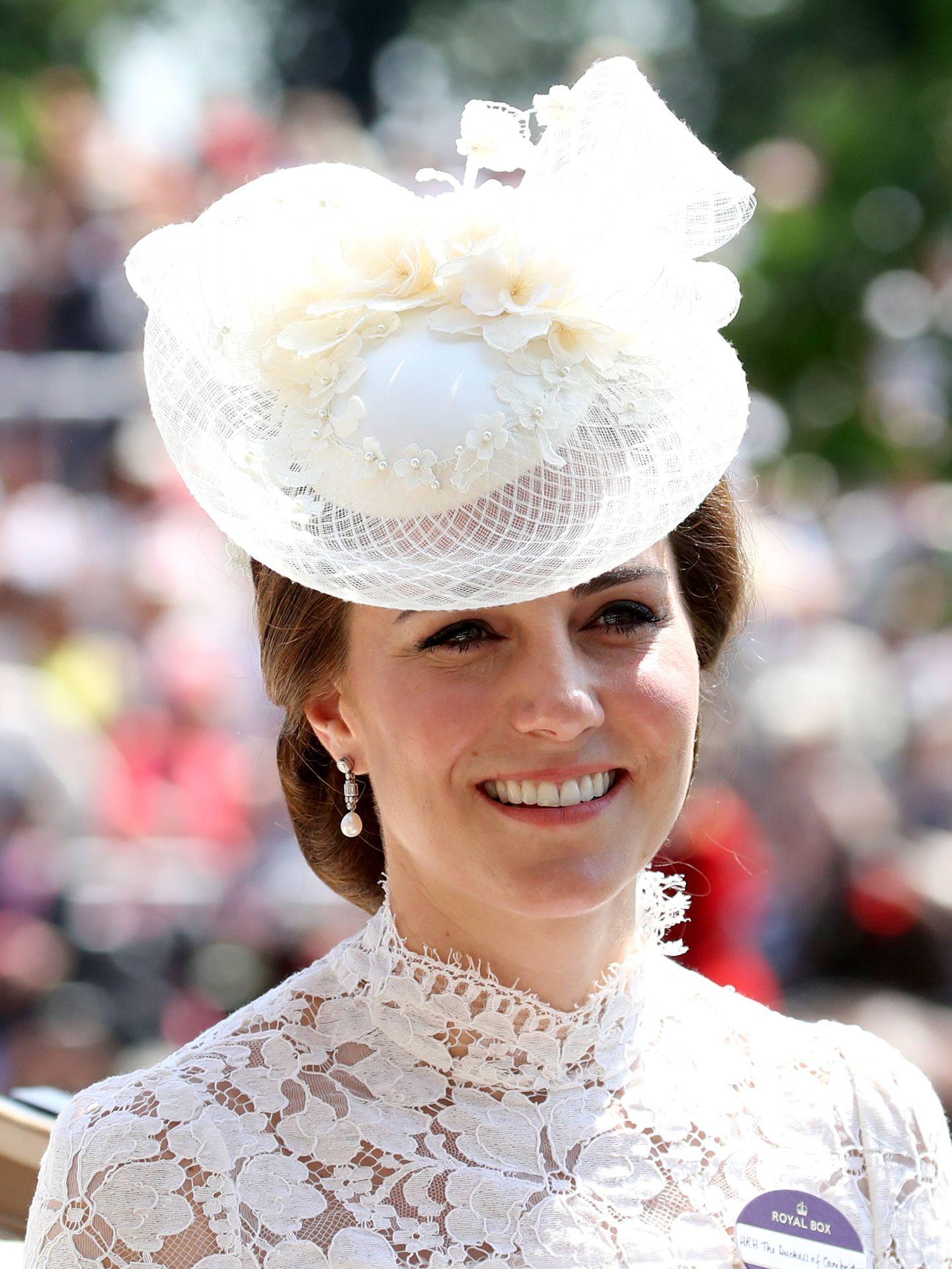 Kate Middleton en una imagen de archivo. (Getty)