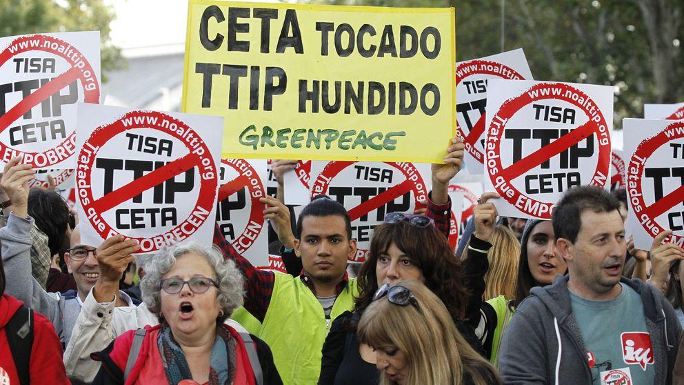 """""""El TTIP y sus efectos colaterales"""" abre el debate del modelo social de la UE"""