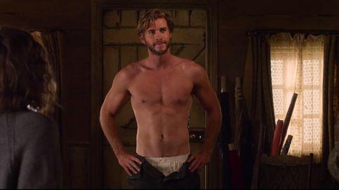 Liam Hemsworth presume de músculos en el tráiler de 'The Dressmaker'