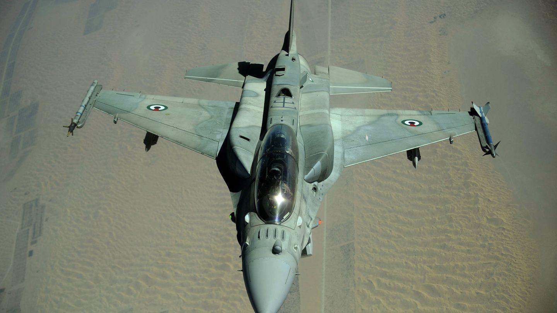 F-16 Block 60 de Emiratos (USAF)