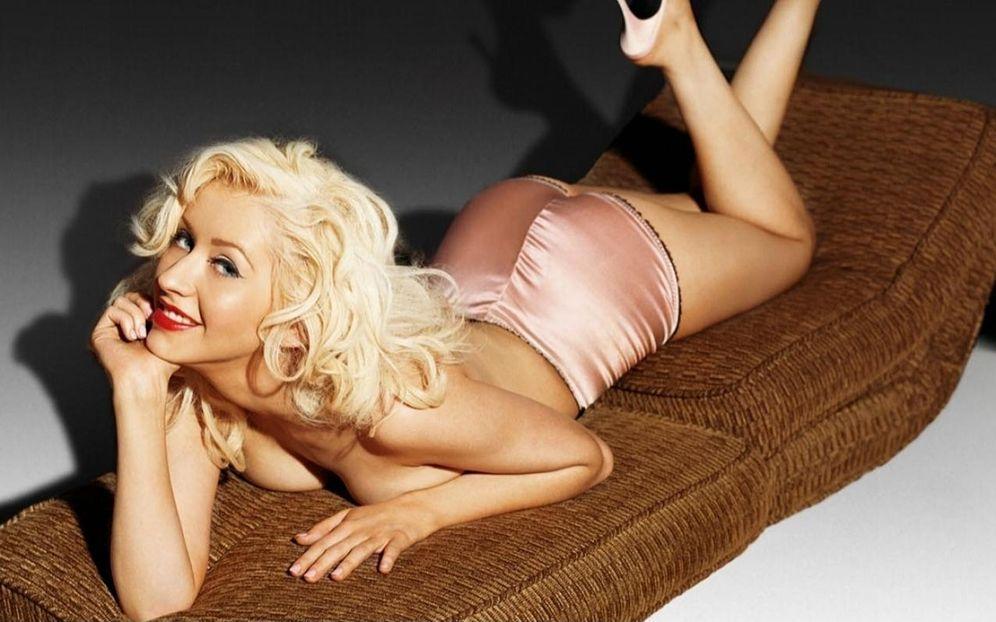 Foto: Christina Aguilera.