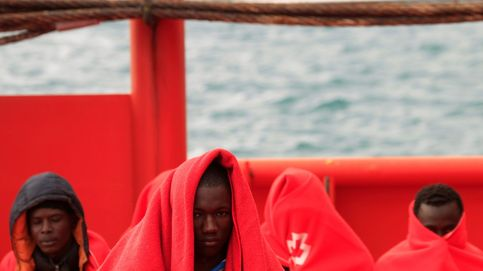 Fallecen 11 personas tras el naufragio de una patera en el mar de Alborán
