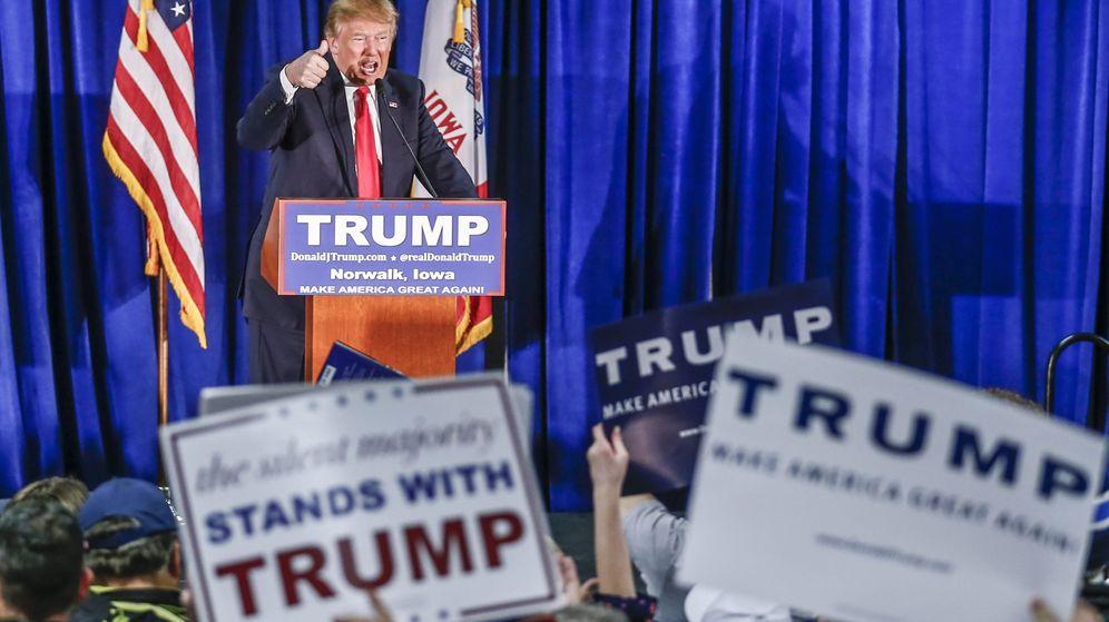 Foto: El aspirante a la candidatura presidencial republicana, Donald Trump. (Efe)