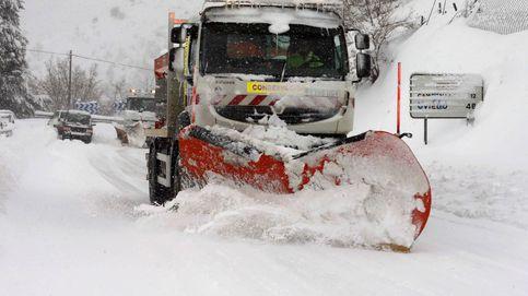 10 provincias en alerta por lluvia, nieve y viento (pero lo peor llegará este martes)