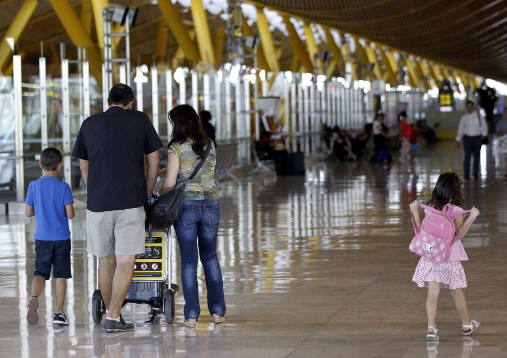 Foto: Terminal4 del aeropuerto Adolfo Suárez Madrid-Barajas. (Efe)