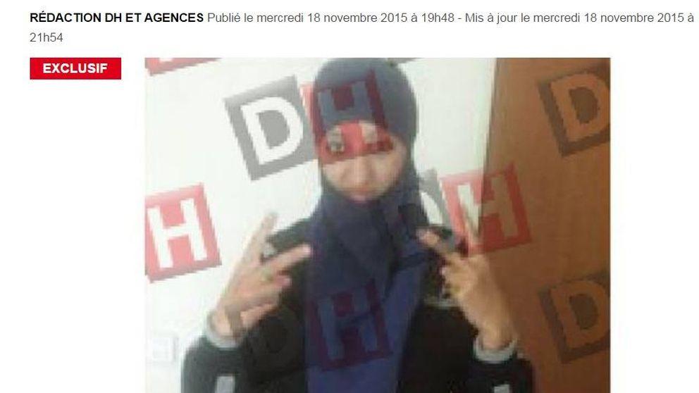 Hasna Aitboulahcen no fue la primera mujer suicida de Occidente