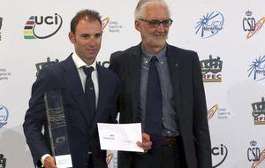 Valverde no se conforma con ser el mejor de 2014, quiere más