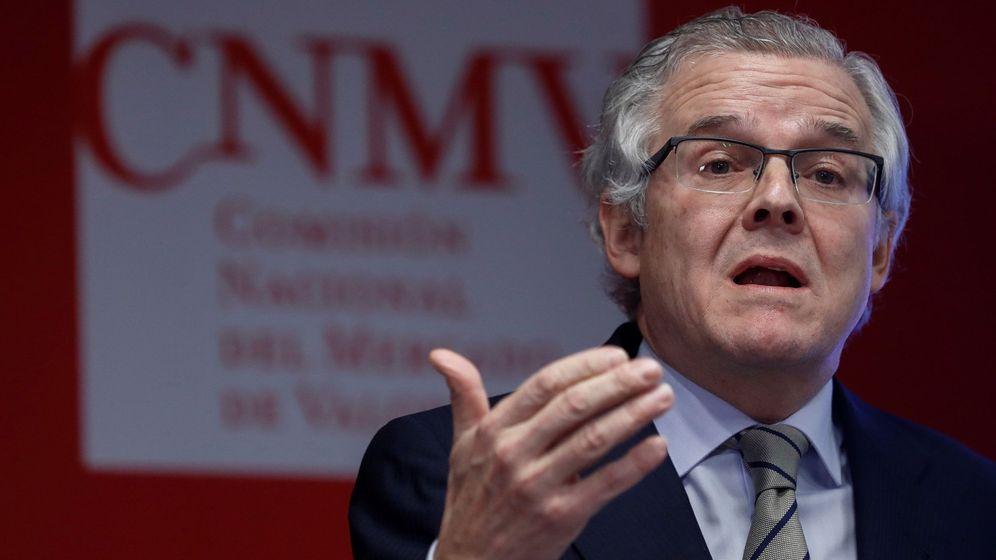 Foto: La cnmv publicará sus criterios en materia de opas y analizará retribuciones