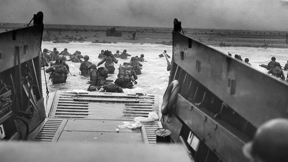 El parte meteorológico que cambió la II Guerra Mundial (y la historia)