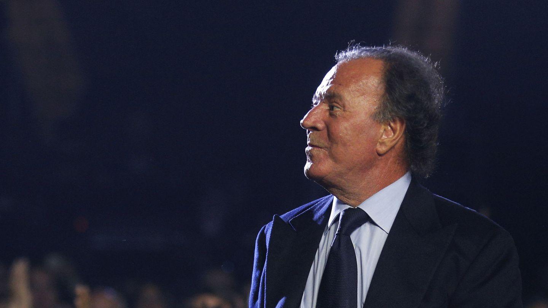 Julio Iglesias, en una imagen de archivo. (Reuters)