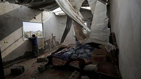 Israel bombardea puestos de Hamás en Gaza