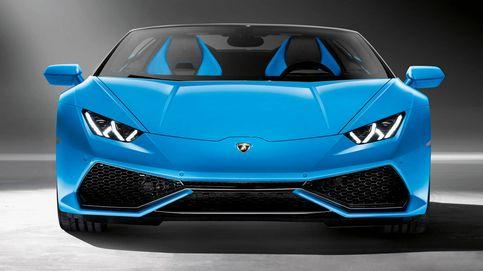 De Lamborghini a Porsche, descapotables de lujo para el verano