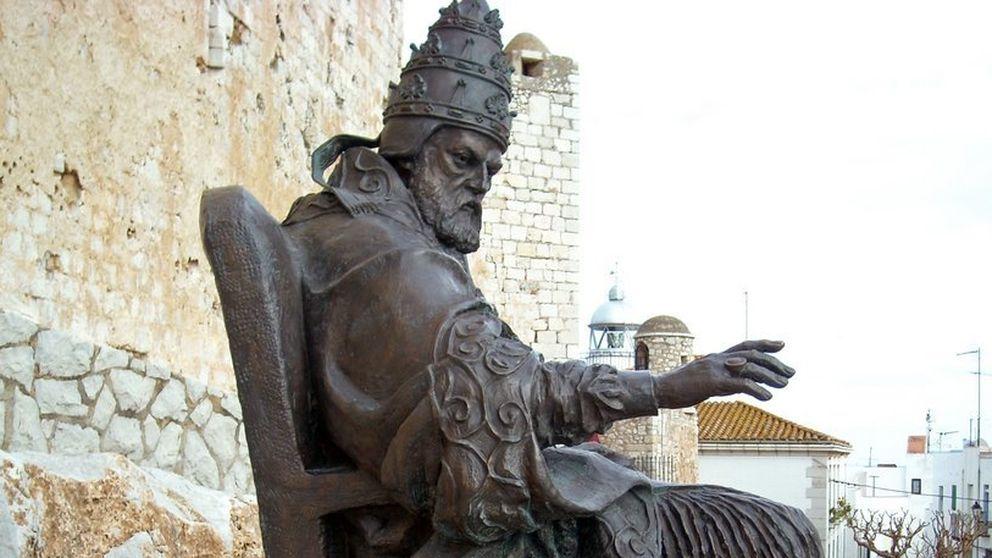 El Papa honesto que murió sobre las losas de un edificio templario
