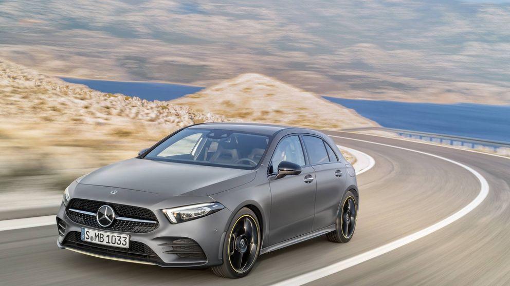 Nuevo Mercedes Clase A, más deportivo y también más eficiente