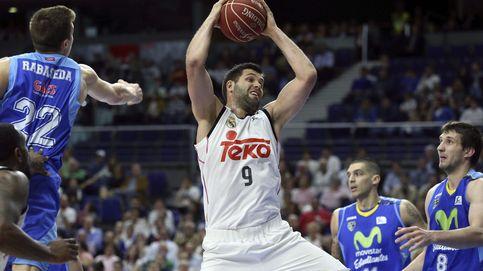 La espléndida veteranía de Reyes le lleva a ganar el 'MVP' de la Liga Endesa