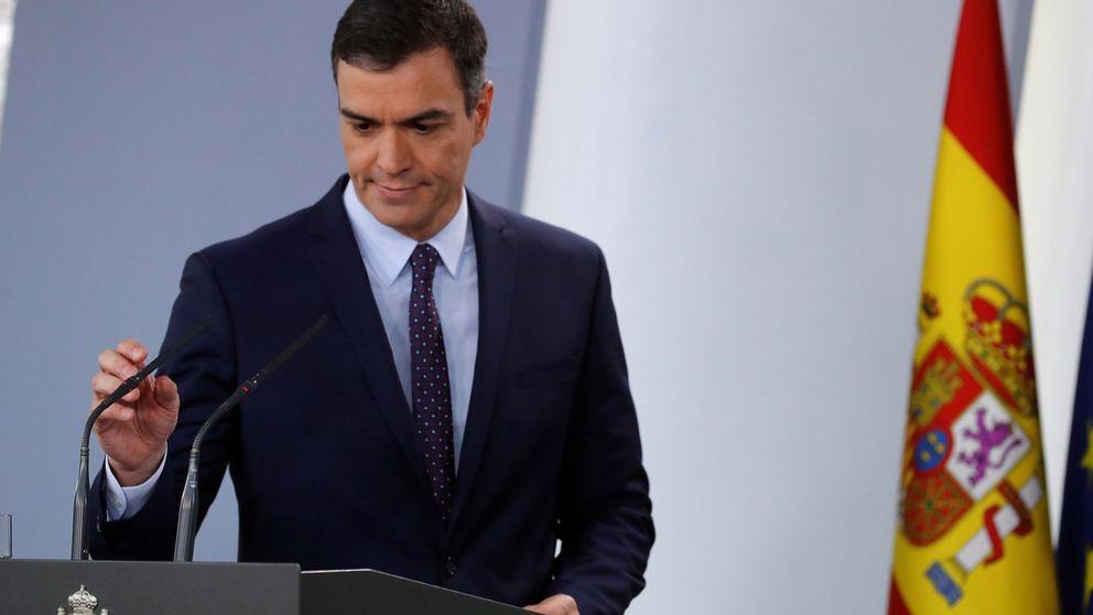 Sánchez intenta liderar la respuesta dura del Estado frente al pulso soberanista