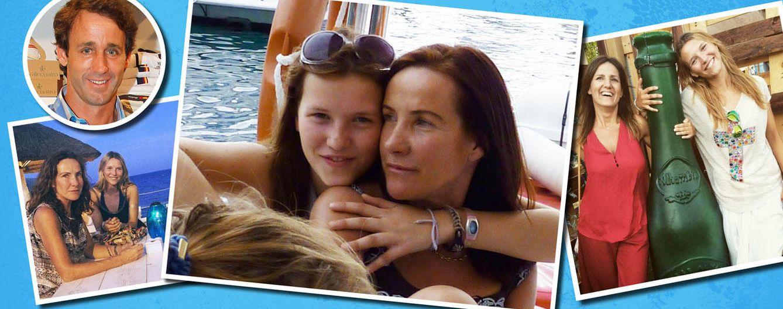 Una valenciana que vive en Alemania, así es la madre de la hija secreta de Escassi
