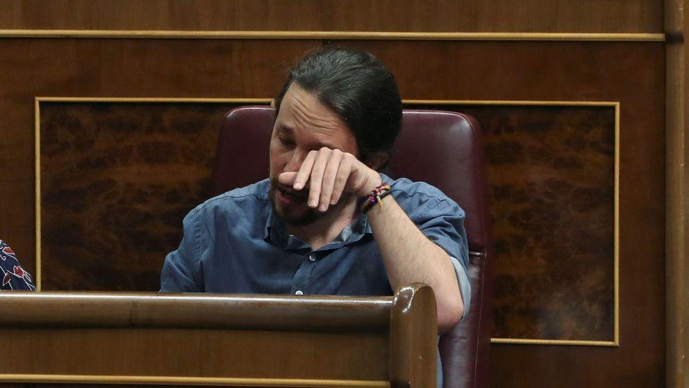 Iglesias rompe a llorar en el Congreso al hablar de las víctimas de 'Billy el Niño'