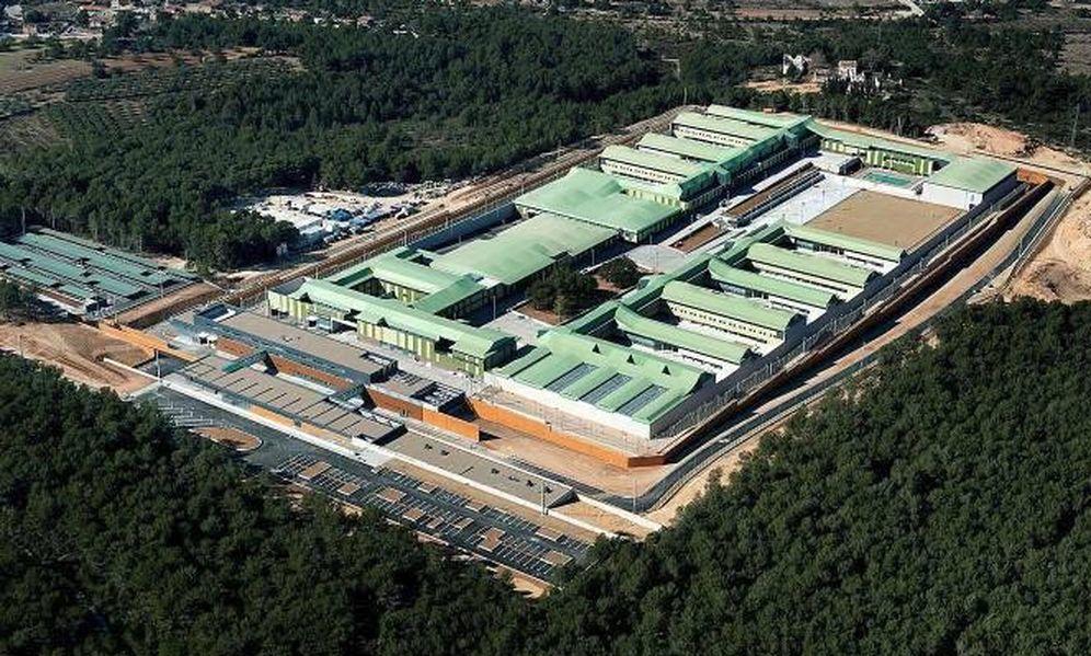 Foto: Vista aérea de la cárcel que ha inaugurado Artur Mas.