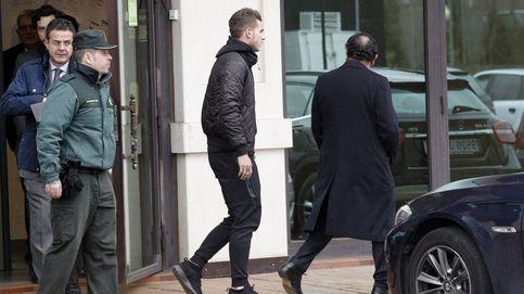 El fiscal pide un año de prisión para Lucas Hernández... por su viaje de novios