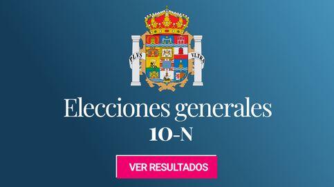 El PSOE gana las elecciones generales en Cádiz con un 100% de escrutinio