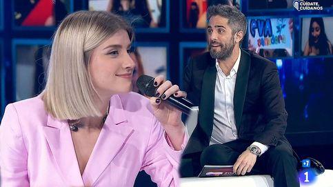 Samantha, presentadora en la final de 'OT' para decir adiós a Roberto Leal