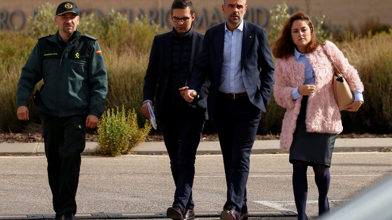 Santi Vila abandona la cárcel de Estremera tras abonar una fianza de 50.000 euros. (Reuters)