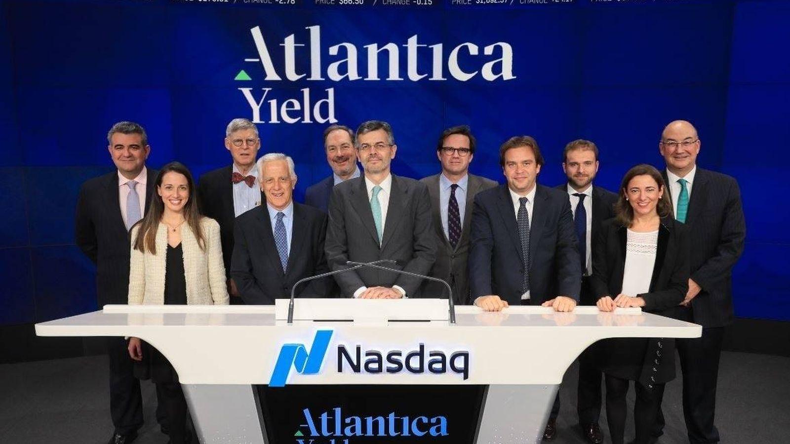 Foto: Atlantica Yield celebra el Investor Day. (EP)