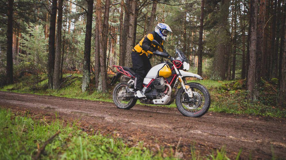 Foto: Moto Guzzi V85TT, nuevo segmento Classic Enduro