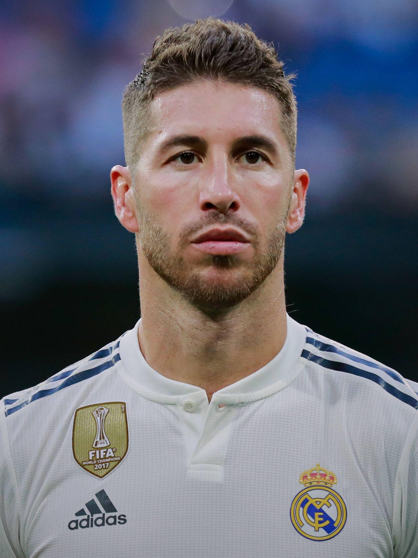 Sergio Ramos. (Getty)
