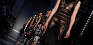 Post de La mujer elegante de Juan Vidal cierra la Semana de la Moda